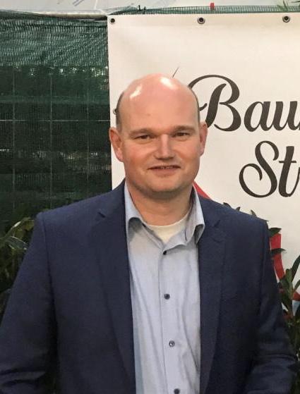 Der Ortsvorsitzende Steffen Straver im Interview